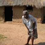 92_years_old_outside_her_house,_no_kids,_no_husband,_alive_only_by_the_grace_of_god